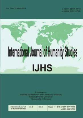 IJHS Cover
